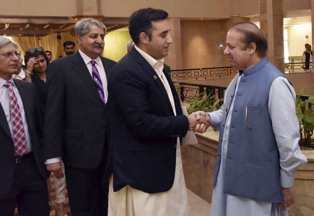 Nawaz Sharif is very sick, says Bilawal after meeting PML-N founder