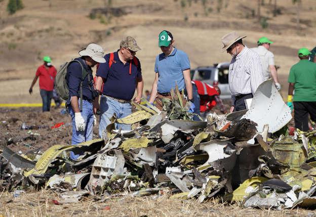 Canadian victims of Ethiopian plane crash