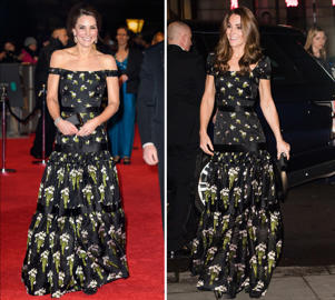 EE BAFTA British Academy Film Awards, Arrivals, Royal Albert Hall, London, UK - 12 Feb 2017 Catherine Duchess of Cambridge; LONDON, ENGLAND - MARCH 12: Catherine, Duchess of Cambridge attends the Portrait Gala 2019 at the National Portrait Gallery on March 12, 2019 in London, England. (Photo by Samir Hussein/WireImage)