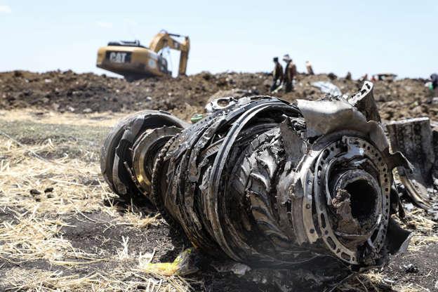 Pilot of Crashed Jet Reported Flight-Control Problems