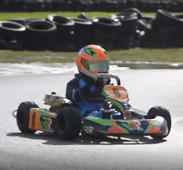 Meet 'Britain's youngest racing driver'