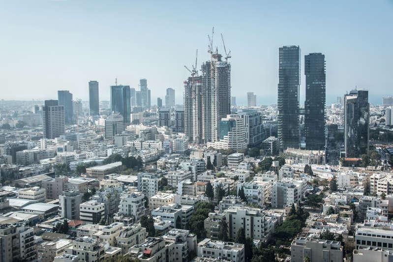 Rockets Fired At Tel Aviv, Triggering Air Raid Sirens BBUMI2G
