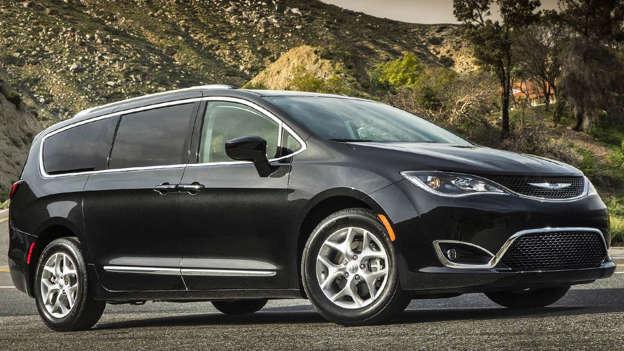 2018 Chrysler Pacifica Minivan Recall