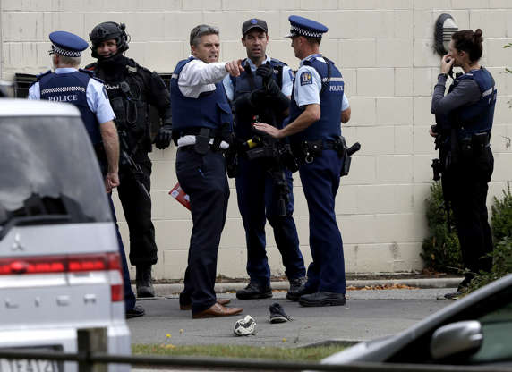 New Zealand mosque shootings: Are social media companies