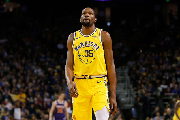 8df23f097d17 Kevin Durant explains why he created Twitter burner accounts