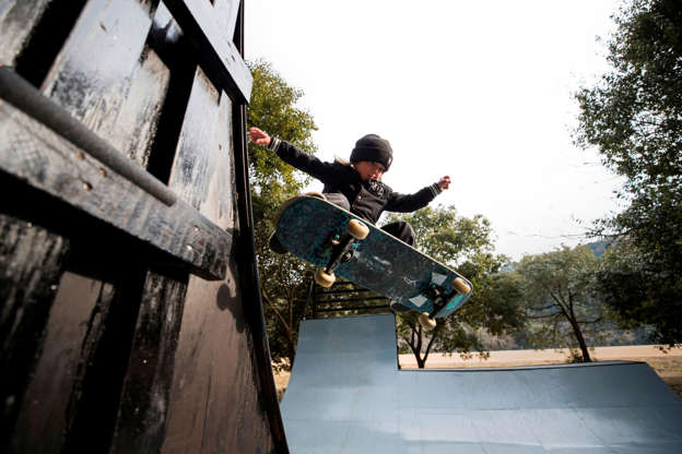 10-year-old skateboarder Sky Brown expected to become Great