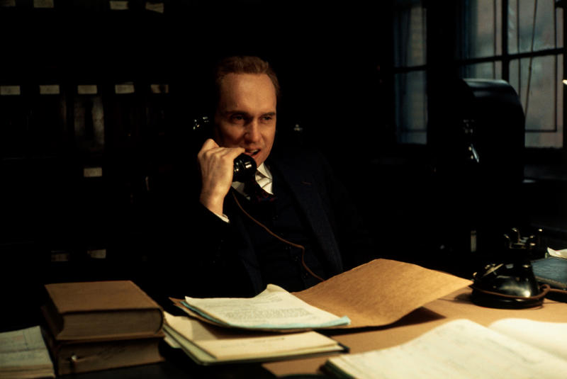 (Original Caption) New York, New York: Robert Duvall, who plays Tom Hagen in The Godfather.
