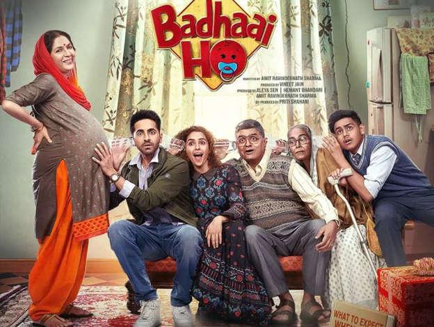 badhaai ho collection day 3