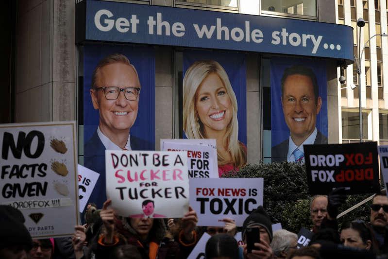 Trump Demands FOX News 'Bring Back' Jeanine Pirro, 'Keep Fighting' For Tucker Carlson BBUSPMY