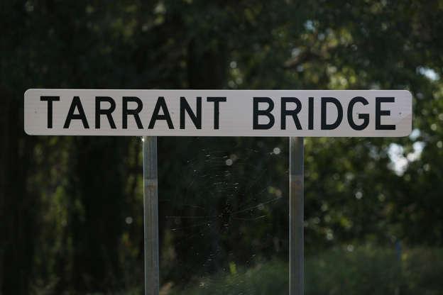 No plans to change the name of Tarrant Bridge - Australian council