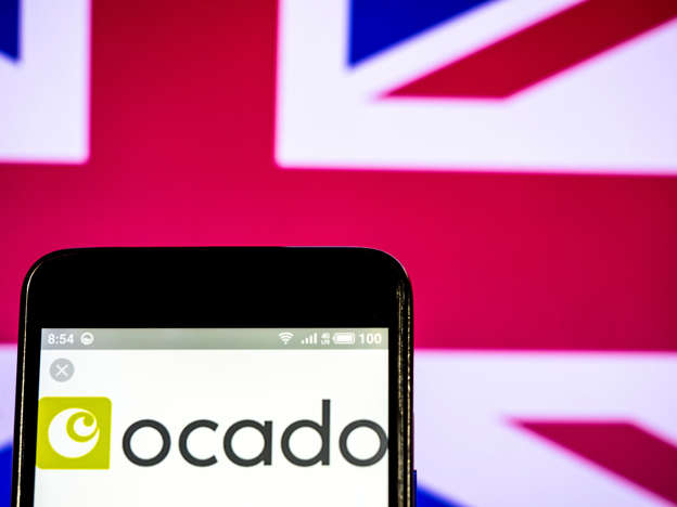 Ocado sales growth held back by warehouse fire