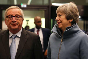 May admits UK in 'crisis' over Brexit as she begs Brussels to postpone departure - with just 10 days left
