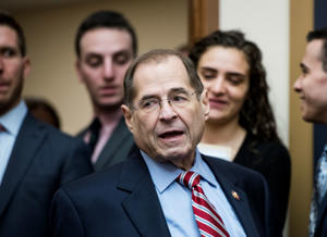 The House Judiciary Committee, led by Rep. Jerry Nadler, launched a sweeping investigation into Trump world.