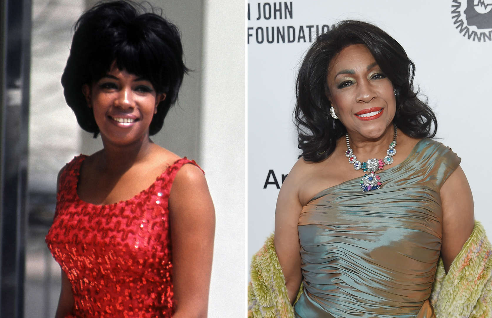 Stars of Motown: Then and now