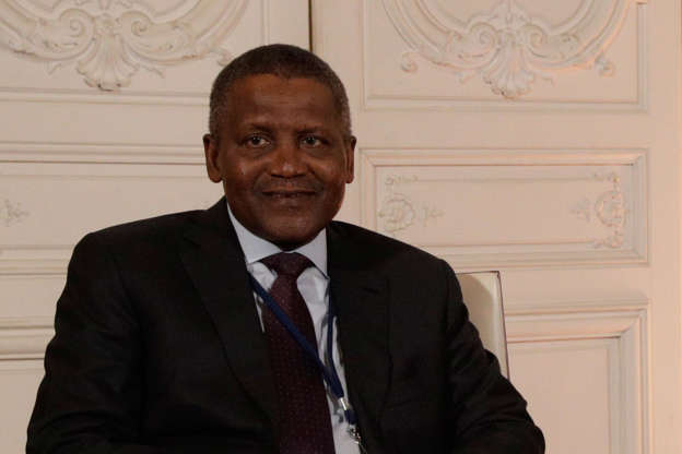 Africa's Richest Man Makes a $17 Billion Bid for Immortality