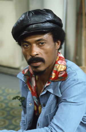 SANFORD AND SON -- Season 5 -- Pictured: Nathaniel Taylor as Rollo Larson -- Photo by: NBC/NBCU Photo Bank