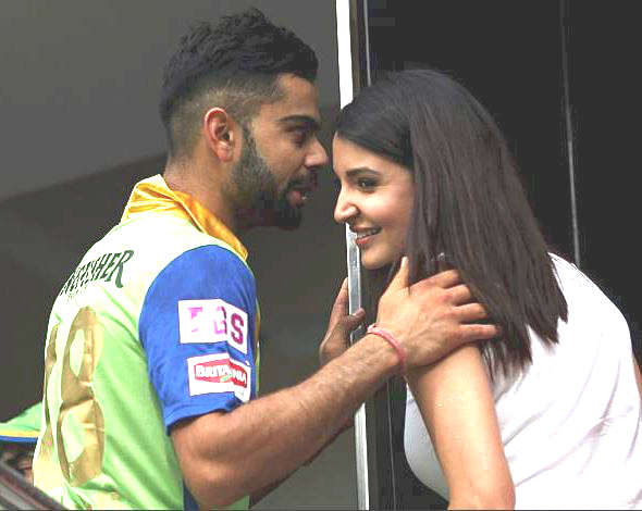 Will Anushka Sharma Pay For Her Expenses While Cheering For Virat