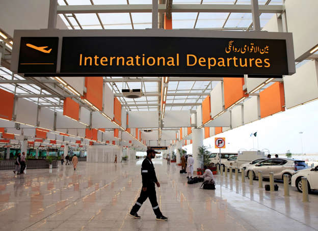 Pakistan airspace fully reopened, says aviation authority