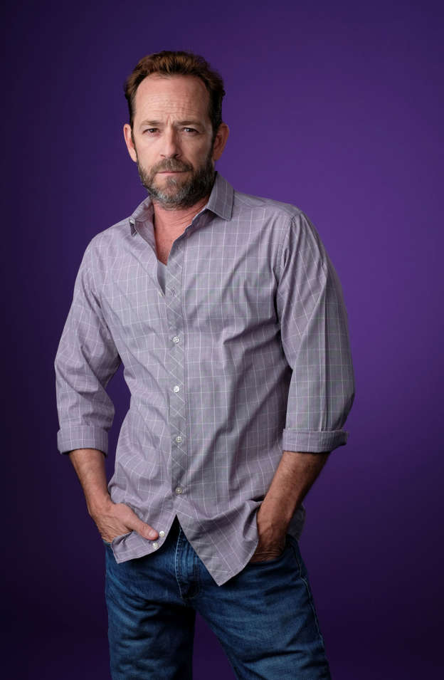 Luke Perry, 'Beverly Hills, 90210' and 'Riverdale' Star