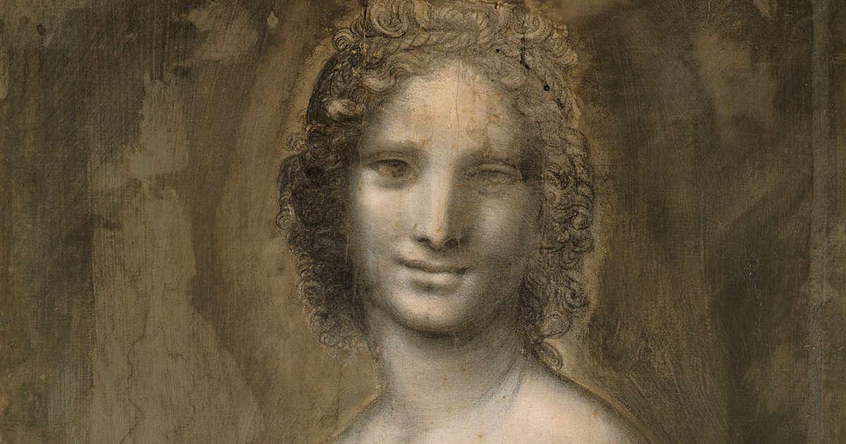 Nude 'Mona Lisa' may be by Leonardo, say experts