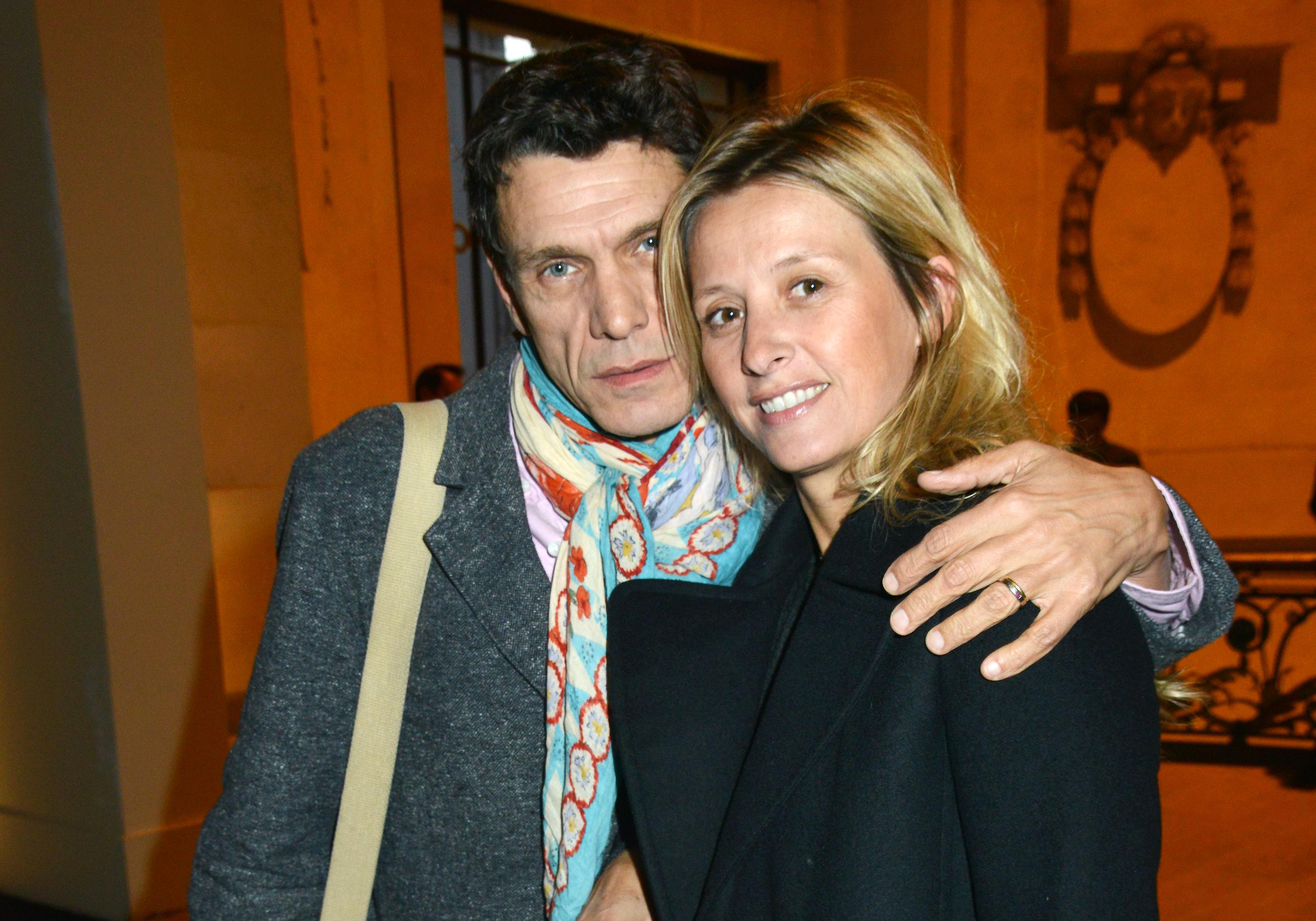 Marc Lavoine  Les raisons de son divorce avec Sarah Poniatowski