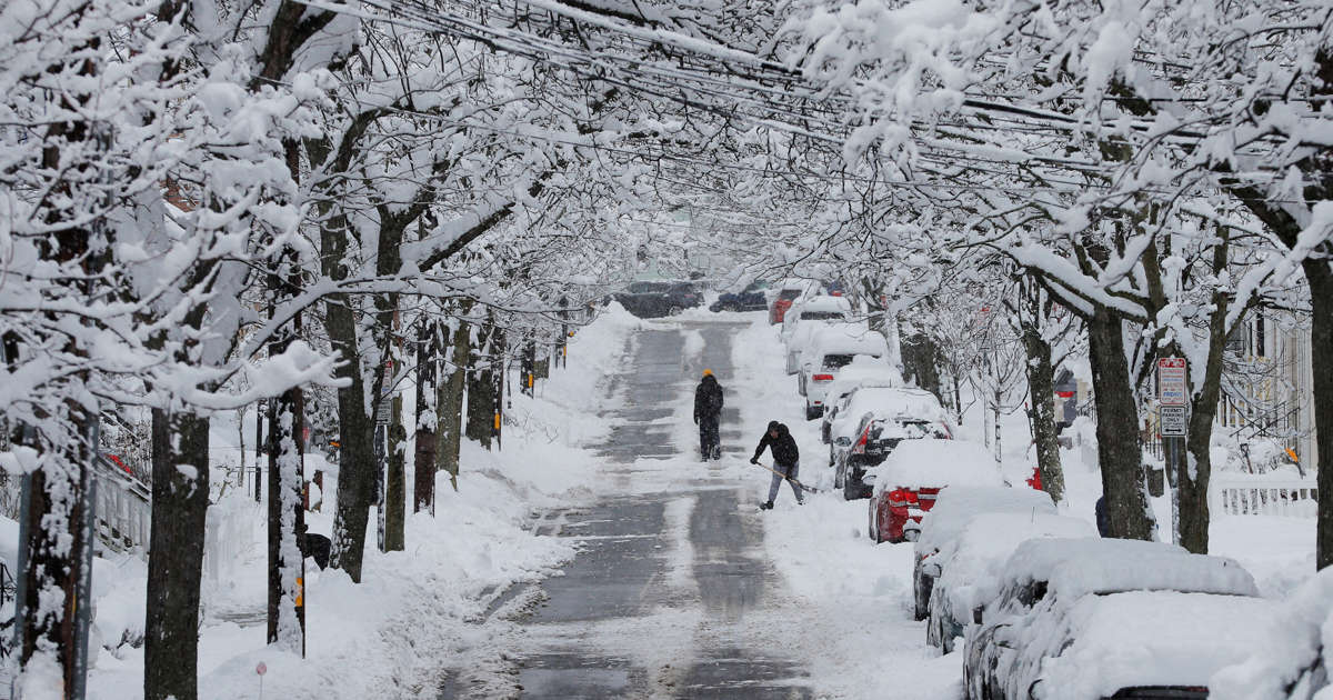 In photos: Winter weather across the United States