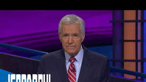 "Alex Trebek wearing a suit and tie: ""Hi everyone, I have some news to share with all of you and it's in keeping with my longtime policy of being open and transparent with our Jeopardy! fan base. I also wanted to prevent you from reading or hearing some overblown or inaccurate reports regarding my health. So therefore, I wanted to be the one to pass along this information.   Now, just like 50,000 other people in the United States each year, this week I was diagnosed with stage 4 pancreatic cancer. Now normally, the prognosis for this is not very encouraging, but I'm going to fight this, and I'm going to keep working. And with the love and support of my family and friends and with the help of your prayers also, I plan to beat the low survival rate statistics for this disease. Truth told, I have to! Because under the terms of my contract, I have to host Jeopardy! for three more years! So help me. Keep the faith and we'll win. We'll get it done. Thank you.""  Alex Trebek Culver City, California March 6, 2019  Subscribe for More: http://bit.ly/JSubscribe_YT  Find Your Station: http://bit.ly/2BIOtxc  Play J!6: http://bit.ly/2AtJVdT Play JEOPARDY! World Tour on Google Play: https://t.co/J2P6b0JLdT  Play JEOPARDY! World Tour on iTunes: http://apple.co/2ASWeU1 More from JEOPARDY!: https://www.jeopardy.com/  JEOPARDY! ON SOCIAL: Like JEOPARDY! on Facebook: http://bit.ly/2AuJ6kX  Follow JEOPARDY! on Twitter: http://bit.ly/2kjdBq8  Heart JEOPARDY! on Instagram: http://bit.ly/2AKTpnq   JEOPARDY! provides a test of knowledge across a variety of interesting subjects such as literature, history, science, the arts, and pop culture.  For the latest news and editorial features from JEOPARDY! go to https://www.jeopardy.com/jbuzz/   ABOUT JEOPARDY!  JEOPARDY!, America's Favorite Quiz Show®, and its host, Alex Trebek, began their 34th season in syndication on September 11, 2017. With 23 million viewers each week, JEOPARDY! is the top-rated quiz show on television, and has won many awards and distinctions over the course of its 30+ years on the air, including the 2017 Emmy for Outstanding Game Show. The show holds a Guinness World Records® record for the most Emmy® Awards won by a TV game show (34 Emmys). In 2014, JEOPARDY! won the inaugural Writers Guild of America award for Outstanding Writing for a Quiz and Audience Participation Show; it is also the recipient of a 2011 Peabody Award. JEOPARDY! is produced by Sony Pictures Television, a Sony Pictures Entertainment Company; it is distributed domestically by CBS Television Distribution and internationally by CBS Television International, both units of CBS Corp."