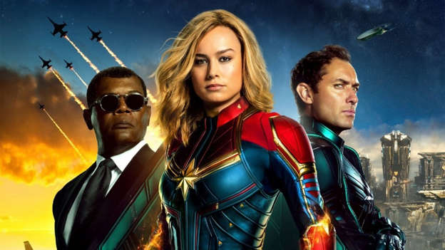 Captain Marvel' Is Not a Game-Changer for Marvel, but Has