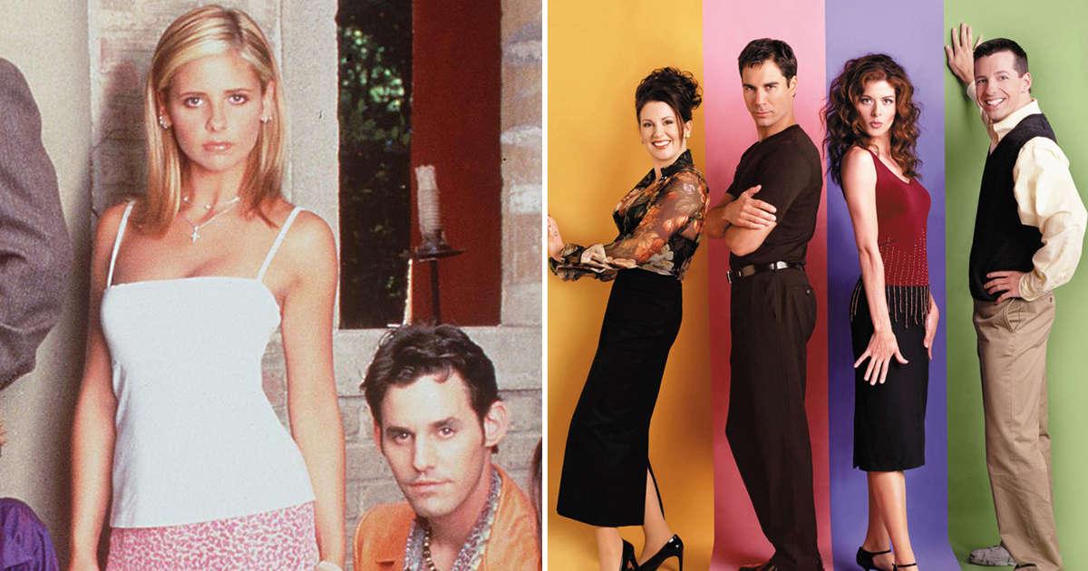 Popular TV reboots and revivals