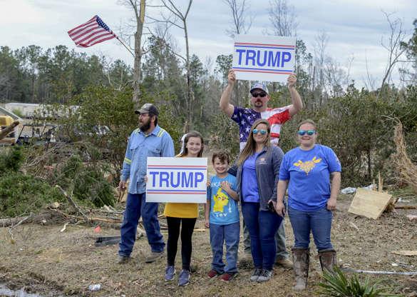 Alabama tornadoes: At least 23 people killed