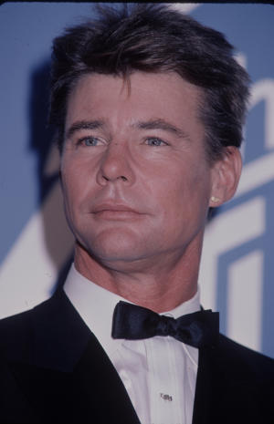 Jan-Michael Vincent at the Stuntman Awards. (Photo by The LIFE Picture Collection/Getty Images)
