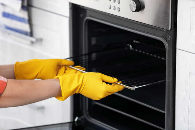 Why you should never use oven cleaner and what to use instead