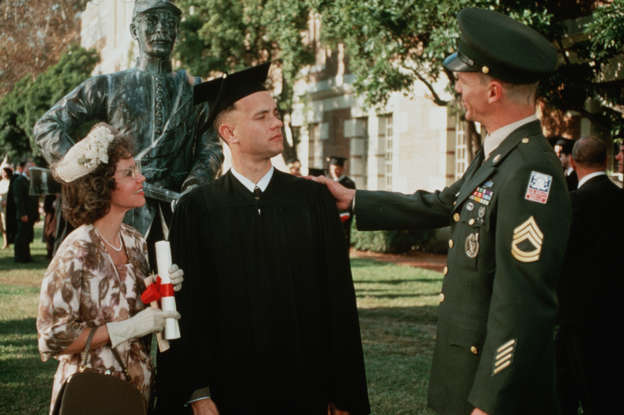 Forrest Gump 2: a sequel berserk enough to suit our hellish times?