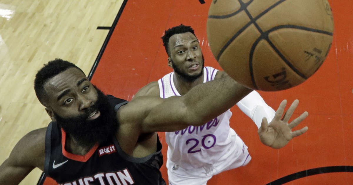 c62de36f6d1a James Harden Establishes Himself as One of the Greatest Shooters Ever