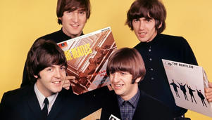 The Beatles release their first album