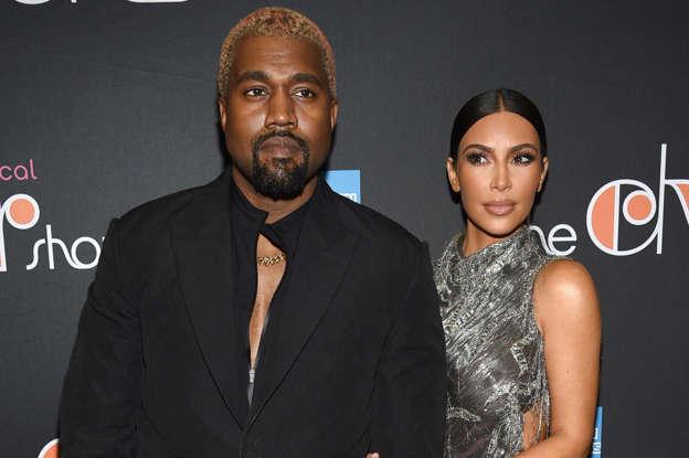 detailed look 605d5 a7cda Kanye West & Kim Kardashian Host 'Yeezy Lemonade Stand' For ...