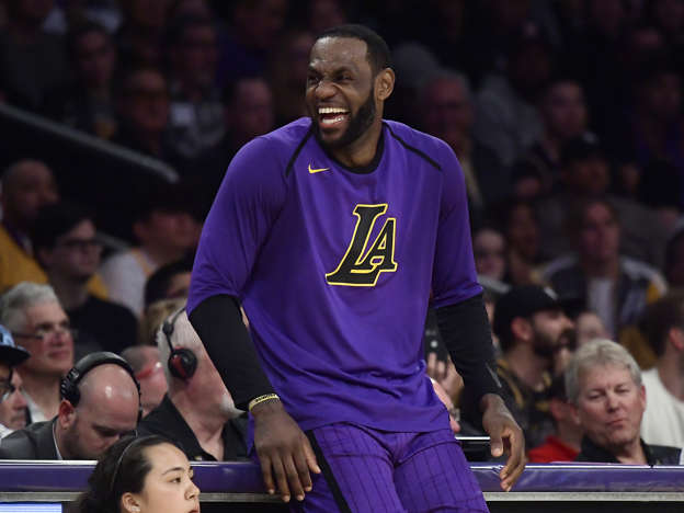 93a6f0378141 LeBron Ready To Recruit Another Star
