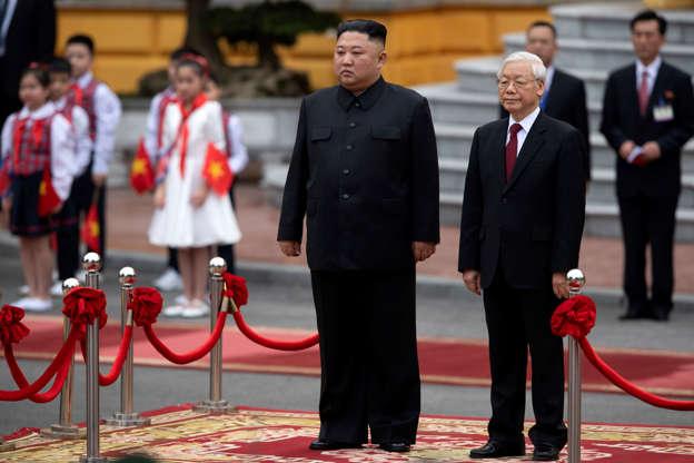 Hasil gambar untuk A month after Hanoi summit, Vietnam starts deporting North Korean refugees