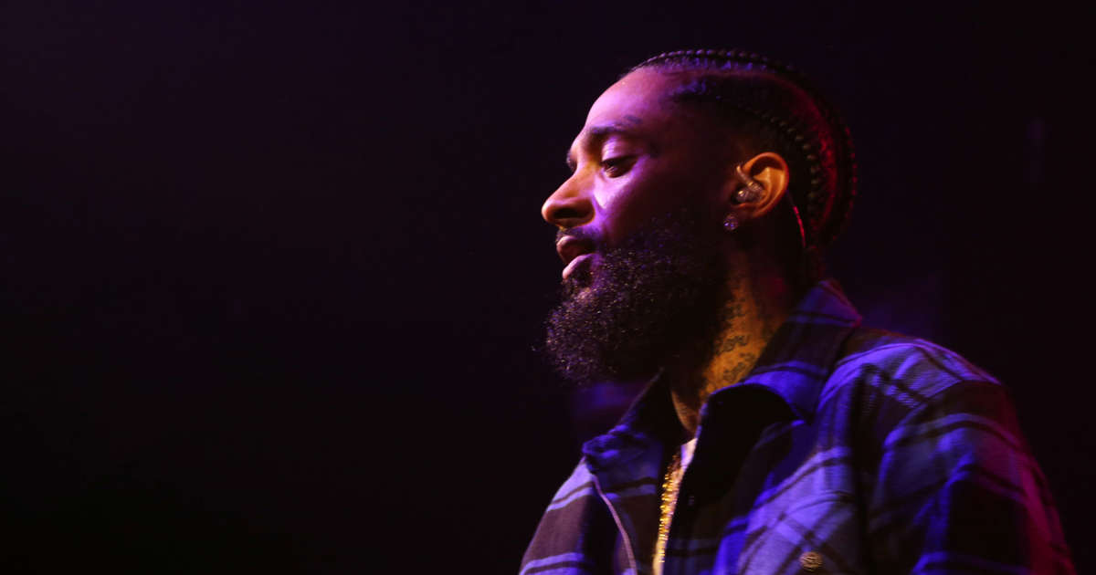 Nipsey Hussle's brother found him dying  These are his final moments