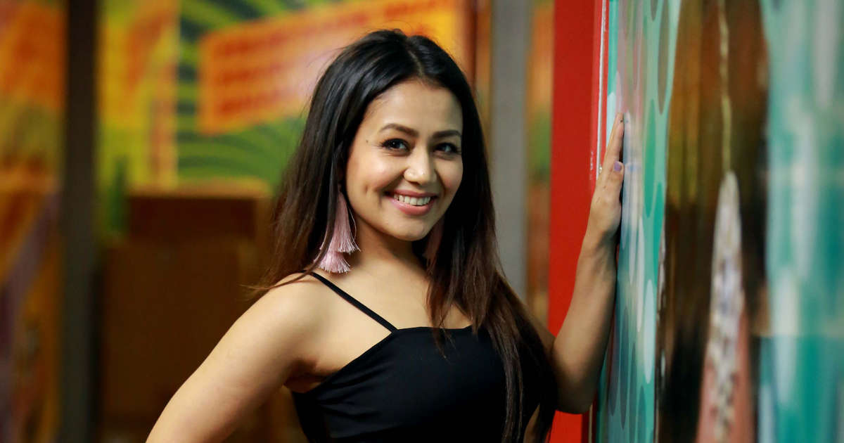 Neha Kakkar: My hard work, talent and luck have supported me