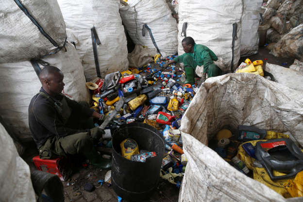Kenya Urges Tanzania, Uganda To Ban Plastic