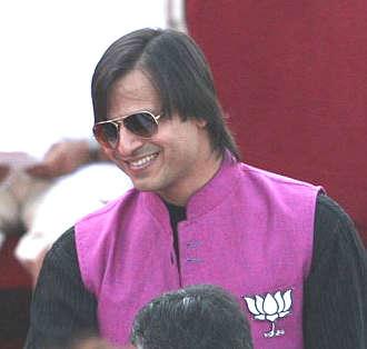 While PM Narendra Modi under controversy, Vivek Oberoi hints