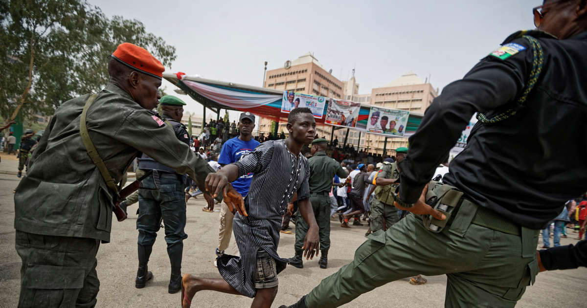 Nigerians List Antidotes To Rising Police Brutality, Killings