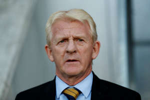 Soccer Football - 2018 World Cup Qualifications - Europe - Slovenia vs Scotland - Stozice Stadium, Ljubljana, Slovenia - October 8, 2017   Scotland manager Gordon Strachan before the match   Action Images via Reuters/Andrew Boyers