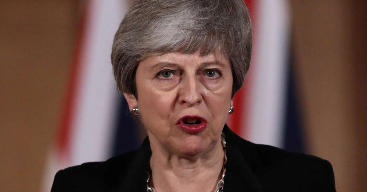7ceffb418 PM clings on to hope of compromise deal as Brexit looms