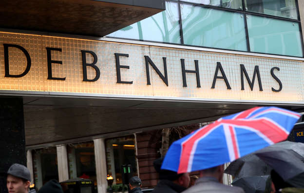 8765e5ab7e101 As Debenhams crashes into administration - what next for its 25,000 staff,  165 shops and loyal customers, and for its shareholders?