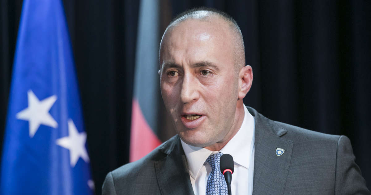 0a478b6ca7 Kosovo PM fires ethnic Serb minister for offensive language