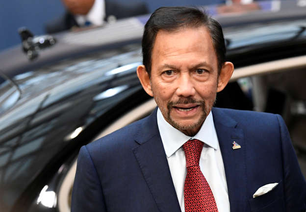 How the multi-billionaire Sultan of Brunei created a bizarre