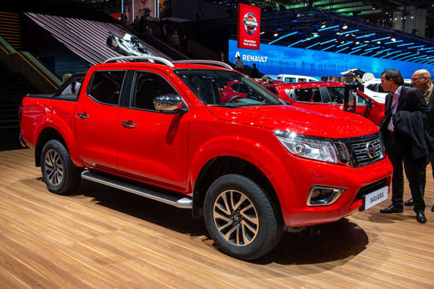 Nissan To Build Navara In Sa As Part Of R3bn Investment