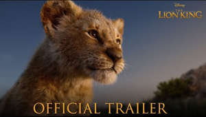 "a cat lying on top of a lion: Disney's The Lion King opens in theaters July 19, 2019. Watch the new trailer now.   Director Jon Favreau's all-new ""The Lion King"" journeys to the African savanna where a future king is born. Simba idolizes his father, King Mufasa, and takes to heart his own royal destiny. But not everyone in the kingdom celebrates the new cub's arrival. Scar, Mufasa's brother—and former heir to the throne—has plans of his own. The battle for Pride Rock is ravaged with betrayal, tragedy and drama, ultimately resulting in Simba's exile. With help from a curious pair of newfound friends, Simba will have to figure out how to grow up and take back what is rightfully his. The all-star cast includes Donald Glover as Simba, Beyoncé Knowles-Carter as Nala, James Earl Jones as Mufasa, Chiwetel Ejiofor as Scar, Seth Rogen as Pumbaa and Billy Eichner as Timon. Utilizing pioneering filmmaking techniques to bring treasured characters to life in a whole new way, Disney's ""The Lion King"" roars into theaters on July 19, 2019.   Facebook: https://www.facebook.com/DisneyTheLionKing/ Twitter: https://twitter.com/DisneyLionKing Instagram: https://www.instagram.com/lionking Website: https://disney.com/lionking Hashtag: #TheLionKing"